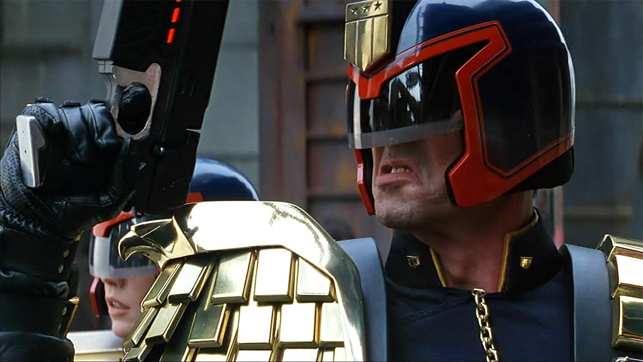 I Am The Law Movie Quote: Geek Bits: JUDGE DREDD Is Awesome, Namor Movie And More