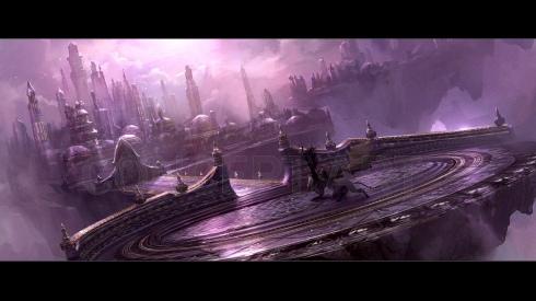 Warcraft film concept art yo!
