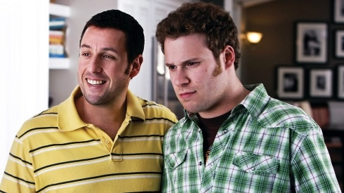 You're on thin ice Rogen. One wrong move and you'll be Sandler.