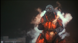 Image result for godzilla v destroyah