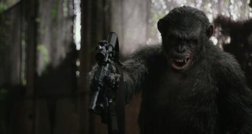 Bad ape!