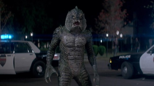 Stare at this pic for 3 minutes and you'll see more of The Gill-man than you do in the film.