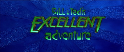 Bill & Ted's Excellent Adventure 1