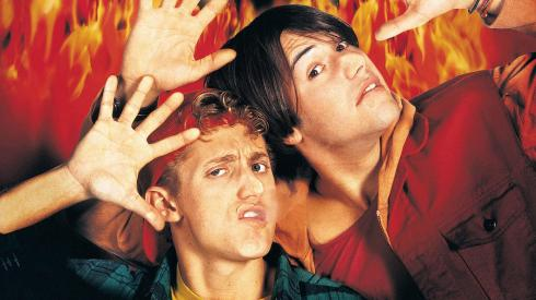 Bill & Ted's Bogus Journey-2