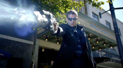 Best villain in The Flash.
