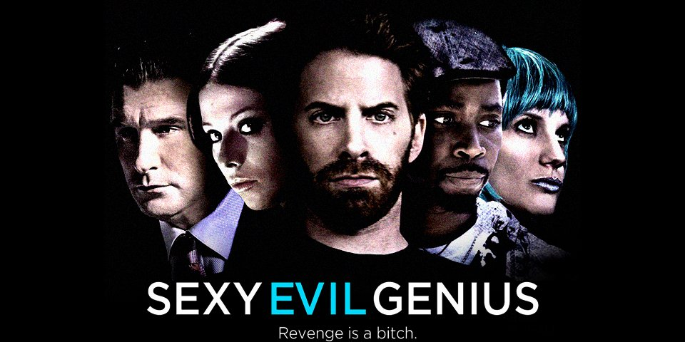 Sexy evil genius movie review