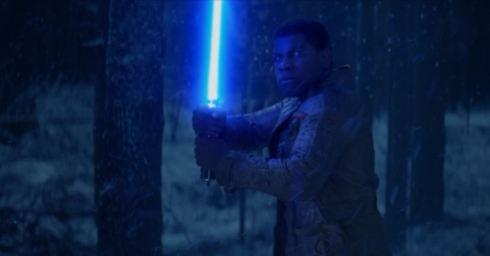 Got a bit of Kurosawa in this Star Wars, I see, Abrams